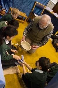 children-wash-each-others-hands-at-the-servant-king-workshop